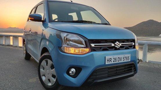 2019 Maruti Wagon R 1.2 MT - First Drive Review