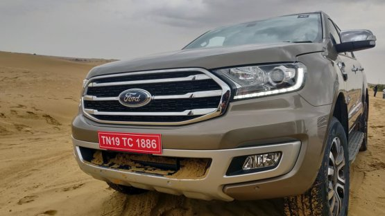 2019 Ford Endeavour - First Drive Review