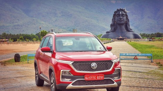 MG Hector - First Drive Review