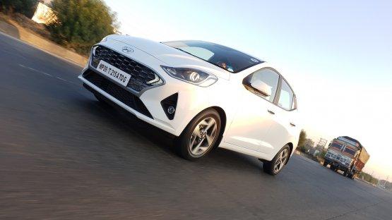 Hyundai Aura - First Drive Review [Video]