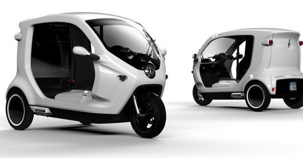 Swedish Zbee three wheeled EV to enter Indonesia