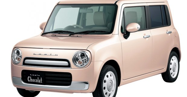 Suzuki Alto Lapin Chocolat Variant Launched In Japan