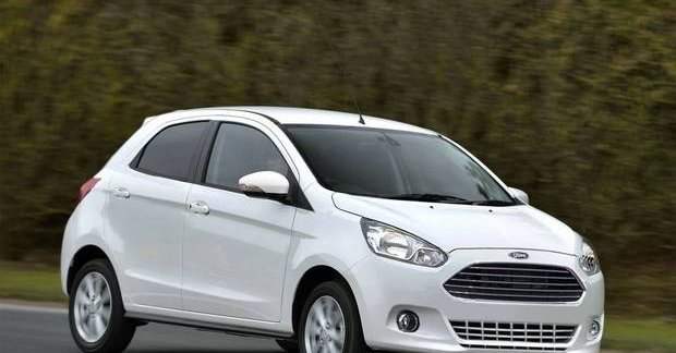 Next Generation Ford Figo Ka Rendered