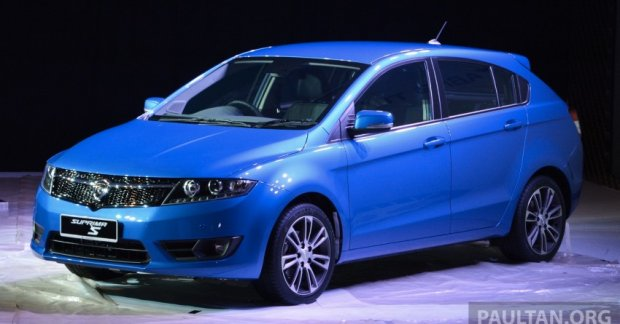 Proton Suprima S Launched In Malaysia At Rm 76 338