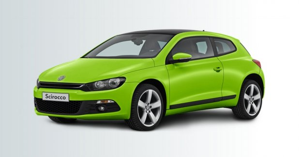vw scirocco ultimate edition launched at 27 470 euros. Black Bedroom Furniture Sets. Home Design Ideas