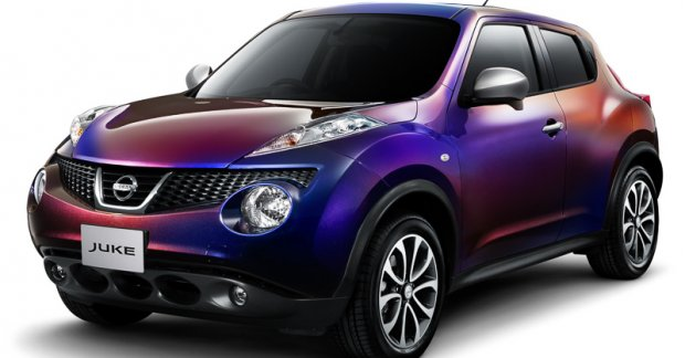 Japan - Nissan to launch dynamic-color Juke special edition