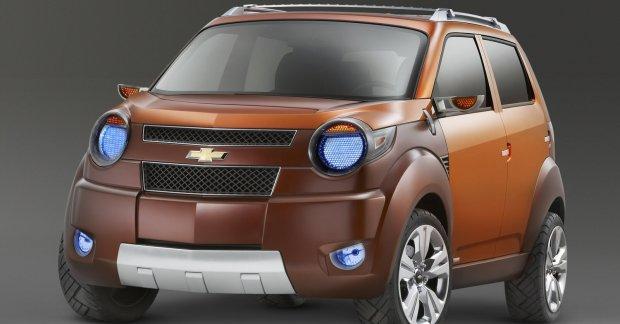 Gm India To Unveil Sub 4m Suv Concept At Auto Expo