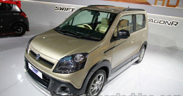 Maruti Suzuki Wagon R Cross To Be Unveiled At Jakarta Fair