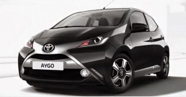 2014 Toyota Aygo Shows Up Early Debuts In Geneva Tomorrow