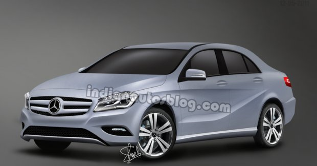 Mercedes A Class sedan & next gen CLA to be made in Mexico