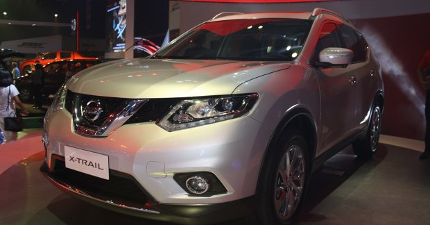 nissan  trail launched philippines