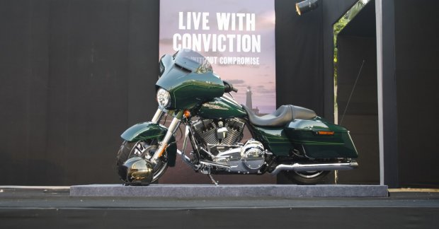 Harley Davidson Street Glide Special Launches In India