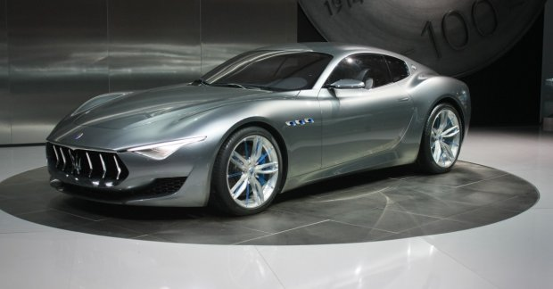 Volvo Sports Car >> Maserati Alfieri Concept at 2015 Detroit Auto Show