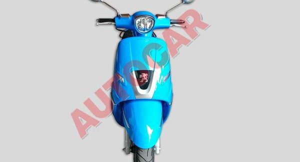 6 Peugeot scooters spotted in India, likely imported for R ...