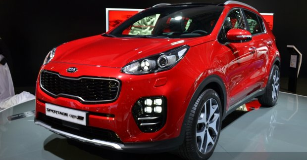 Kia Plans 22 Launches Over 5 Years