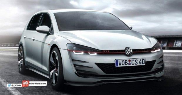 Next-gen 2017 VW Golf GTI could get a 286 hp 2.0L engine