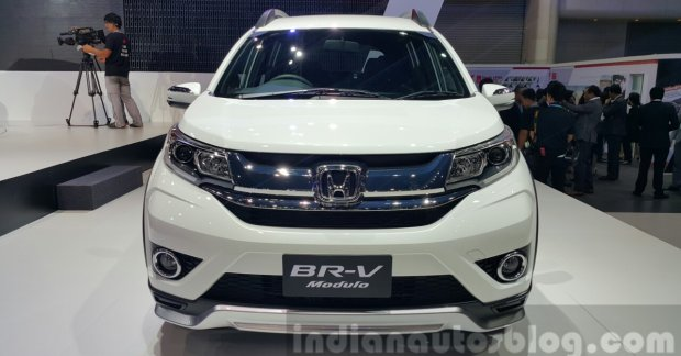 Honda Br V With Modulo Accessories Debuts At Thai Motor Expo