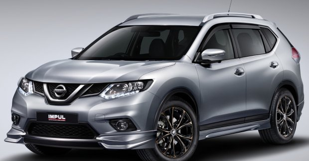 India-bound Nissan X-Trail gets an Impul Edition - Malaysia
