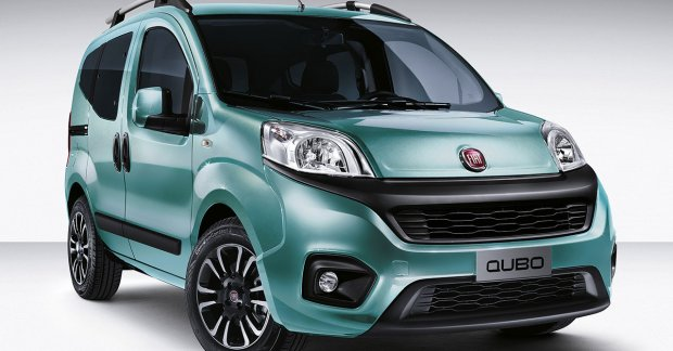2016 Fiat Qubo (facelift) revealed in Italy