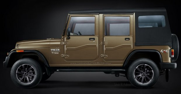 Mahindra Thar 4-door - Should M&M build it?