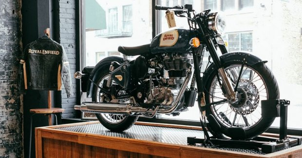 Suzuki Car Dealership >> Royal Enfield opens 2nd dealership in Milwaukee