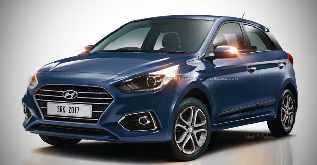 2018 Hyundai i20 facelift to make Auto Expo debut (Feb 2018)