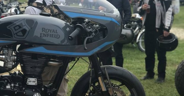 Surf City Nissan >> Royal Enfield Continental GT Surf Racer Sinroja Motorcycles