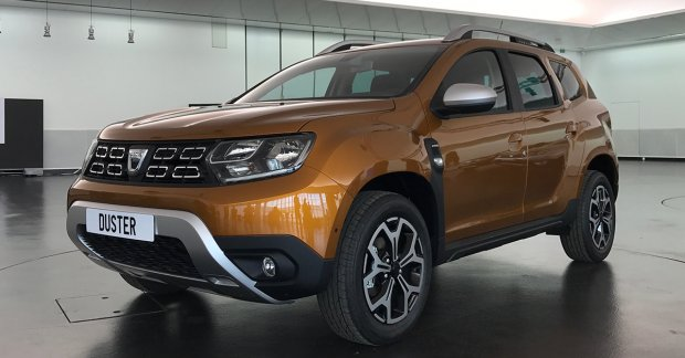 2018 dacia duster 2018 renault duster in 12 live photos. Black Bedroom Furniture Sets. Home Design Ideas
