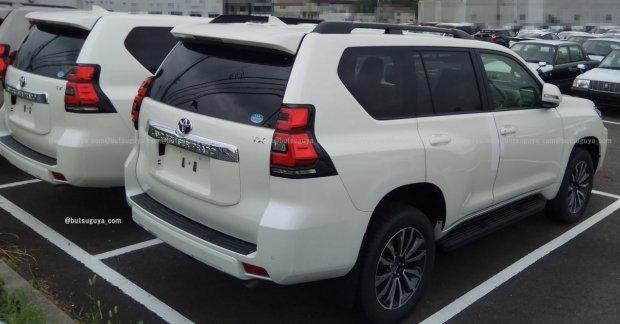 2018 Toyota Land Cruiser Prado reaches dealer yards