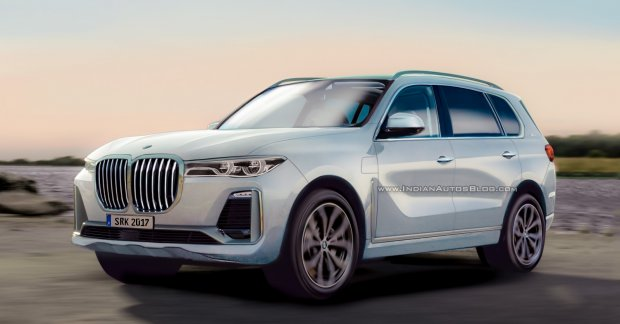 Bmw X7 Confirmed For India To Have Plug In Hybrid Option