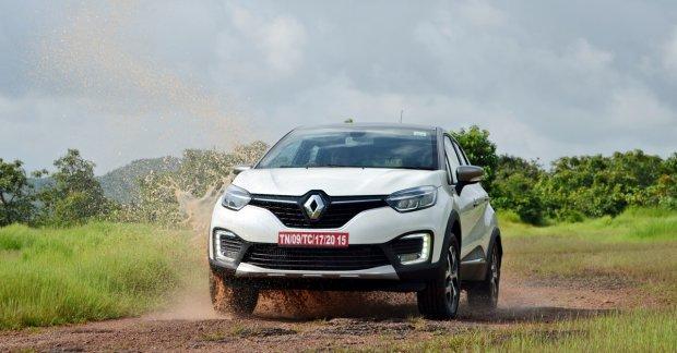 Renault Captur Test Drive Review Renault Captur India Review