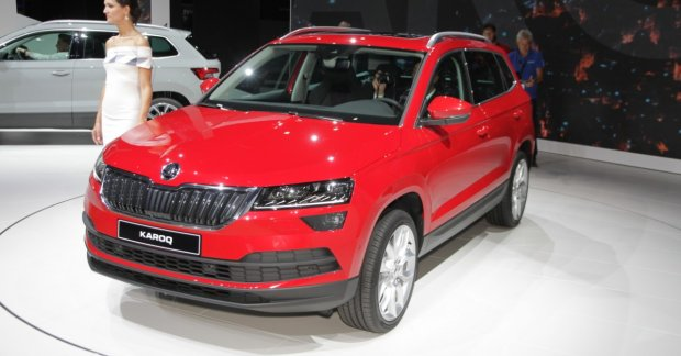 Skoda Karoq To Go On Sale In India In 2019 Report