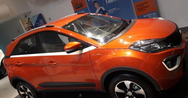 Automatic Cars In India >> Tata Nexon AMT to launch by March 2018 in petrol & diesel variants