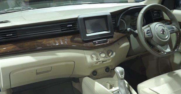 2018 Suzuki Ertiga 2018 Maruti Ertiga Exterior