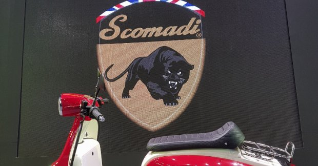 Scomadi Scooters To Enter India Report