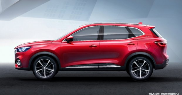MG Motors flagship SUV MG HS to be unveiled in August