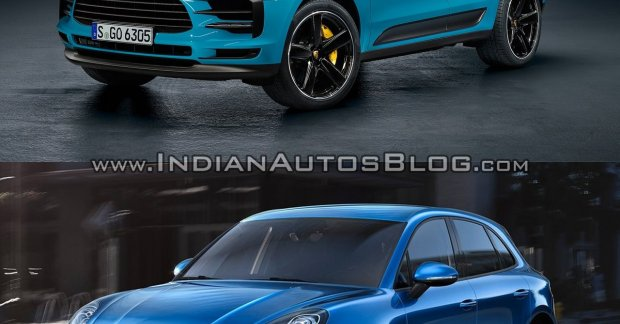 2019 Porsche Macan Vs 2014 Porsche Macan Old Vs New