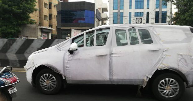 Mahindra U321 Mpv S Market Name To Be Announced Today Update