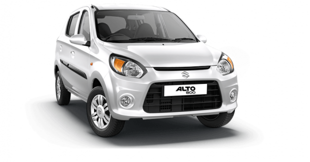 Maruti Alto Taxi Variant Available As The Maruti Tour H1