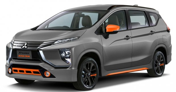 Mitsubishi Xpander to get a new variant at GIIAS 2018