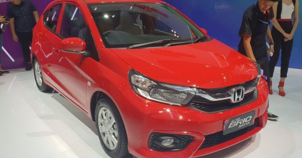 2018 Honda Brio exterior & interior walkaround [Video]