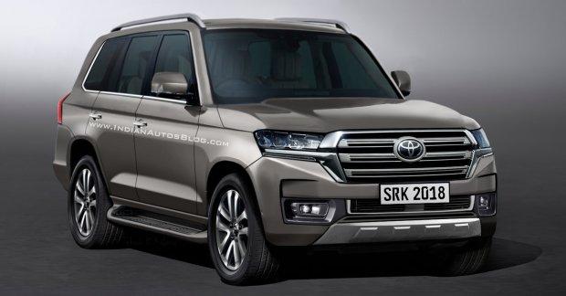 2019 Toyota Land Cruiser Redesign >> 2020 Toyota Land Cruiser - IAB Rendering