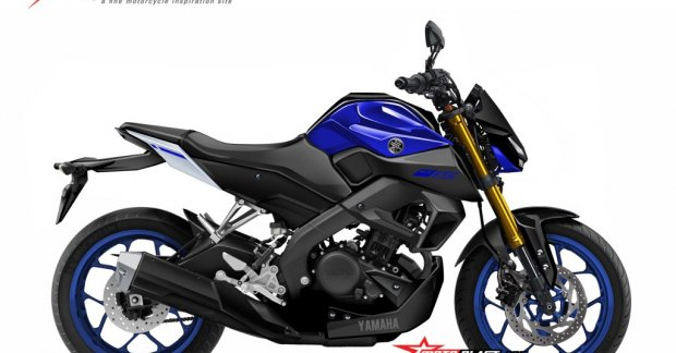 2019 Yamaha Xabre 150 2019 Yamaha M Slaz Rendered By