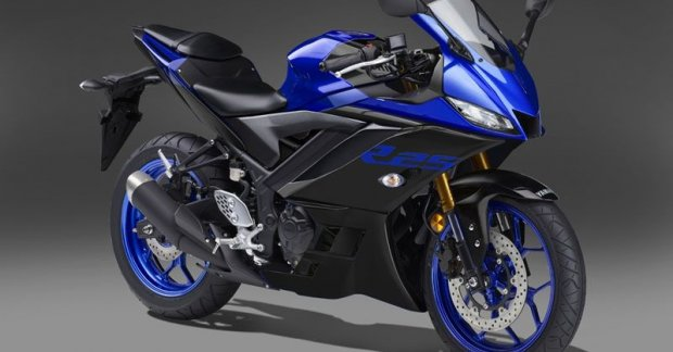 2019 Yamaha R25 New Yamaha R3 Rendered In 5 Colour Options