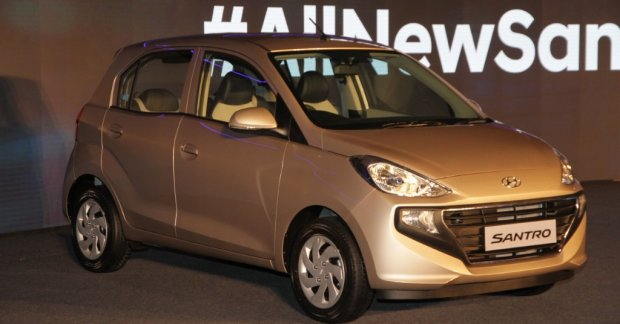 No Plans For Hyundai Santro Ev Says Y K Koo Report Video