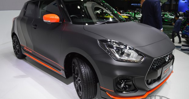 Alleged Maruti Swift RS could launch in April 2019, claims ...