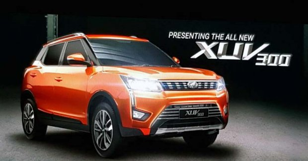 Royal South Toyota >> Mahindra S201 christened XUV300, Launch in Feb 2019