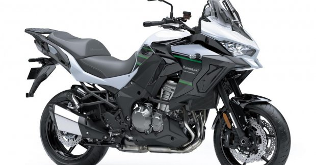 2019 Kawasaki Versys 1000 Launched In India, Priced At INR