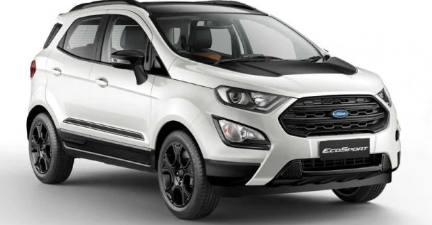 2019 Ford EcoSport And Ford EcoSport Thunder Edition