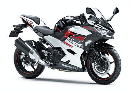 2020 Kawasaki Ninja 400 launched in Japan, loses 1 PS of power